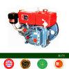 Motore freddo R175A Mesin del motore diesel del cilindro dell'acqua singolo