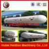 Qualität 60cbm Liquified Propane Gas LPG Tanker Semi Trailer für Sale