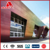 Dach-Aluminiumsandwich-Panel-gewölbtes Aluminiumblatt