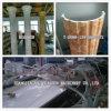 PVC-römische Pfosten-Strangpresßling-Zeile Maschine