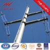 115kv Übertragung galvanisierter Stahlpole