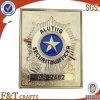 La policía suave del esmalte de la aleación 3D del cinc Badge para alto Quanlity