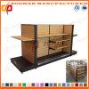 Новая подгонянная индикация супермаркета деревянная розничная (Zhs258)