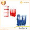 Plataforma de poste Nestainer para la utilización del espacio de almacenaje