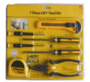 Vendita calda! 7 PCS DIY Tool Kit Necessary Toolbox per Promotion