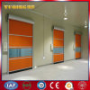 Aluminium Alloy Center Bar voor pvc Rolling Doors (YQRD093)