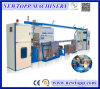 Double-Layers/Multi-Layers Insulation Extruding Line para Micro-Fine Conductor