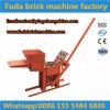 小さい手動連結のブロック機械/赤い粘土のブロック機械