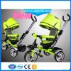 2016 heißer Selling Best Quality Cheap Fancy Baby Pram Baby Spaziergänger, Softtextile Baby Tricycle Baby Buggy, Baby Spaziergänger 3 in 1 Cer, En71, CCC, SGS