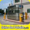 Quiosque Prefab portátil da cabine da segurança do aço inoxidável de Customed