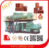 Machine de fabrication de brique rouge automatique de sol pour le marché du Kenya (HD75)