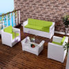 PE Rattan Outdoor Furniture Sofa Set