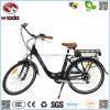 Fabricación al por mayor de 250W Electric City Bike exhibición de LED de la bicicleta del camino EN15194 E-Bici vehículo de pedal para la venta