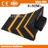 Colore Nero durevole sicurezza Ruota gomma Chock (DH-WC-1)