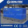 Generador diesel silencioso 200 kVA nuevo tipo con motor Perkins 1306A-E87tag3