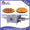 高品質電気ピザ使用法のコンベヤーピザオーブン32inch