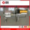 Presse manuelle de filtre hydraulique de chambre de la meilleure qualité des prix