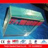 Revestimento de vidro com proteção contra radiação Zf3 Espessura de 20mm