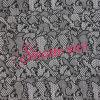 Tessuto J51129 del merletto di vendita diretta della fabbrica