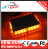 Mini 1W LED Sécurité Warning Amber Light Bars