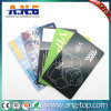 Plástico RFID Smart MIFARE 1k Card for Security Membership Management