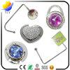 Цветастый и красивейший крюк Diamante мешка сплава цинка металла для подарков Promoyional