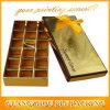 Коробки причудливый бумажного подарка шоколада упаковывая