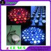 Im Freien 54X3w RGBW Disco wasserdichtes LED NENNWERT Licht