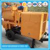 Misturador concreto portátil e bomba de motor Diesel