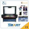 Máquina de estaca do laser do CCD para o Sportswear da tela do Sublimation e o fato da impressão