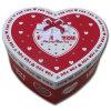 Gift en forma de corazón Box (lindo)
