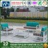 Nuevo diseño de ocio al aire libre mobiliario de jardín seccional sofá (TG-1336)