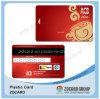 Carte de banque de PVC