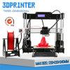 Anet A8 la maggior parte della stampante da tavolino redditizia di Fdm DIY 3D dalla fabbrica della Cina