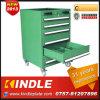 Cabinet d'outil en acier laminé à froid mobile