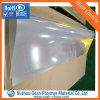 Feuille en plastique blanche opaque de PVC de Matt pour l'impression offset