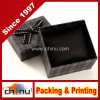 Black Flocked Earring Pendant Jewelry Gift Boxes (1455)