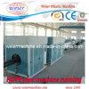 Conduttura di plastica dell'HDPE che fa la macchina della strumentazione