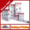 Fabricante del bolso de compras del papel revestido en Shenzhen China (3244)