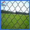 PVC-überzogene Kettenlink-Zaun-Filetarbeit