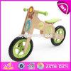 Bici di legno dell'equilibrio dei capretti del più nuovo di stile dei bambini del fumetto reticolo del gatto da vendere W16c183