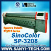 3.2m Size와 더불어 Spectra Polaris512 Head를 가진 디지털 Printing Machine,