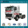 Het 10-wiel van Sinotruk howo-A7 371HP 6X4 de Vrachtwagen van de Tractor