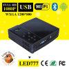 500 projecteur de Wxga 1280X800 Bluetooth de lumens de norme ANSI