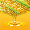 Aceite de maíz refinado puro del aceite de mesa para cocinar