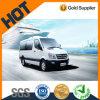 Telhado elevado Kingo 9-19 Assento Mini Van Barra-ônibus do tipo chinês diesel para a venda
