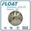Interruttore magnetico del livello d'acqua della sfera di galleggiamento della sfera dell'acciaio inossidabile