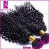 I capelli umani di 2015 le migliori di qualità del Jerry dell'arricciatura estensioni del tessuto