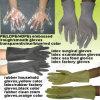 Перчатки PE Ly санитарные выбитые (LY-PEG)