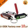 Disco de couro do USB do OEM 1/2/4/8/16/32/64GB (YT-5108L)